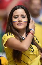 Wanita Cantik Kolombia