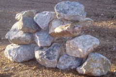 Pictures of Jordan River Stones http://trivialdevotion.blogspot.com/2011/10/gilgal-stacking-stones.html