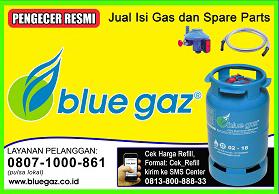Web Blue Gaz