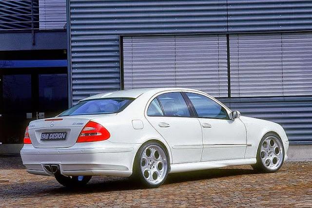 white w211