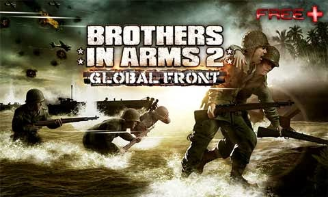 Brothers In Arms 2 Free, Brothers In Arms 2 Free apk download, Android Shooting Games,