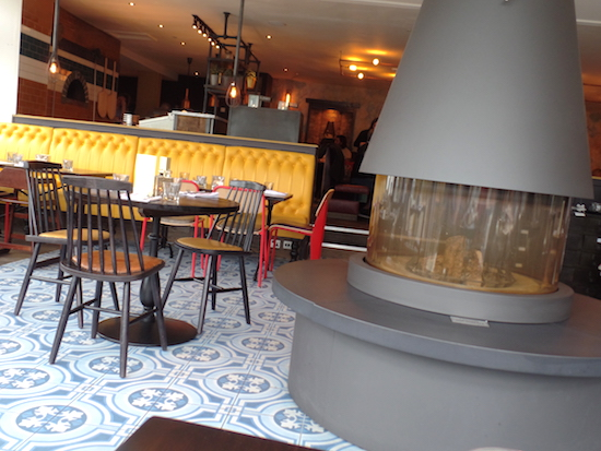 Blog Review of The Farmhouse in Mackworth Derby