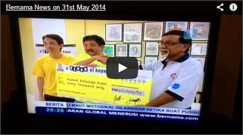 BERNAMA TV NEWS : MAY 31, 2014