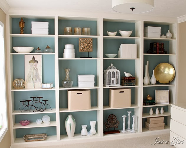 Rosa beltran design round up of the best ikea billy hacks for Liatorp bookcase hack