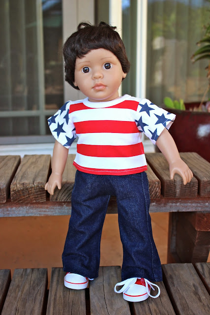 18 inch Boy Dolls like American Girl