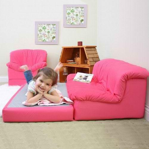 My Little Kids Flip U0027n Out Lounge Sofa | Any Kind Of Furnitureu0027s