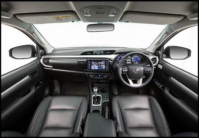 2016 toyota hilux sr5 interior qatar