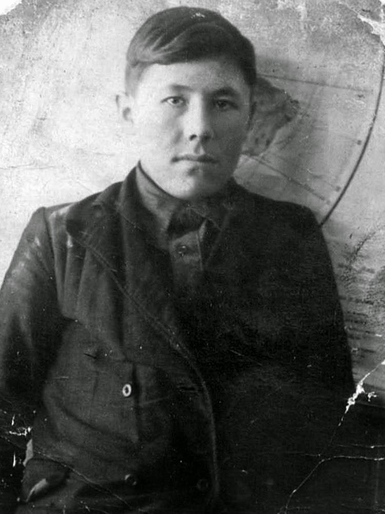 Василий Никитич Хатанзейский Фото из фондов НКМ