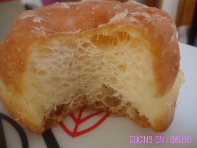 Cocina en familia otra de donuts for Cocina en familia
