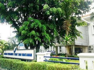 Kantor Badan POM Pengawas Obat dan Makanan