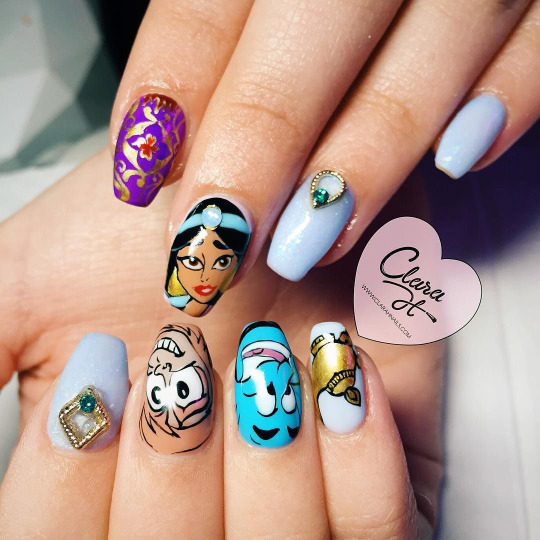 NAIL ART PICTURES