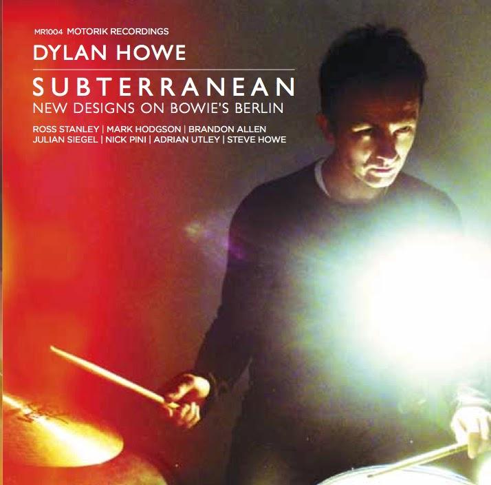 Dylan Howe Subterranean New Designs On Bowie S Berlin