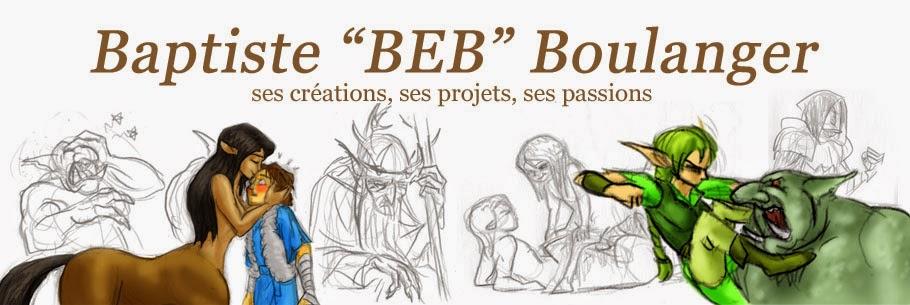 Baptiste BEB Boulanger