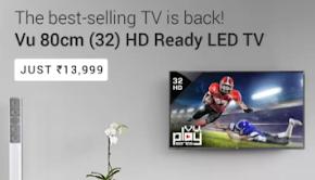 VU HD LED TV