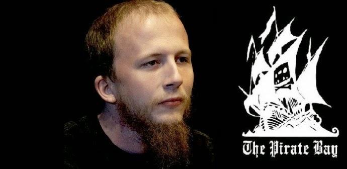 El cofundador de «The Pirate Bay es condenado» por delito informático en Dinamarca