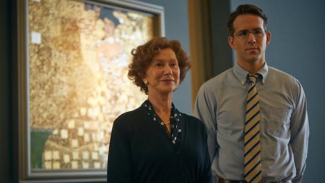 der cineast Filmblog Die Frau in Gold Helen Mirren und Ryan Reynolds