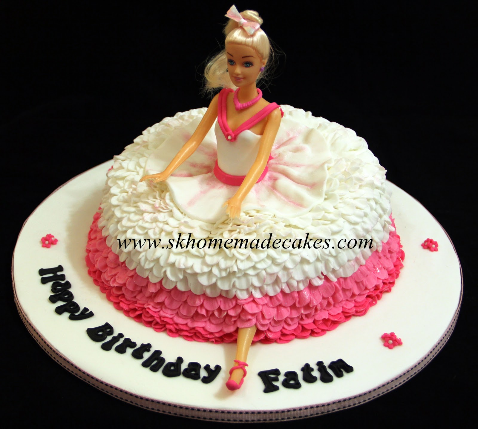 Homemade Cake Design : Barbie Ballerina Cake Ideas 74823 Homemade Cakes Ballerina