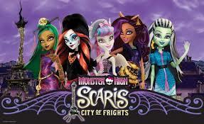 Monster High - Scaris, a paraváros online (2013)