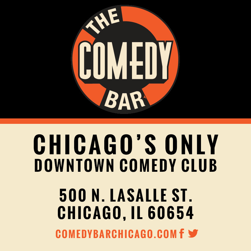 Check out The Comedy Bar!!