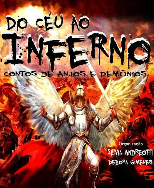 Bem Vindos Ao Inferno Elenco: Eddy Khaos: Do Céu Ao Inferno... Contos De Anjos E Demônios