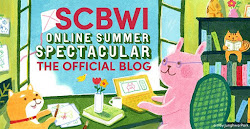 Click the banner image below to visit the Official SCBWI Conference Blog