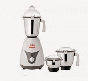 Snapdeal: Buy Arise Super Chef Mixer Grinder at Rs.2119