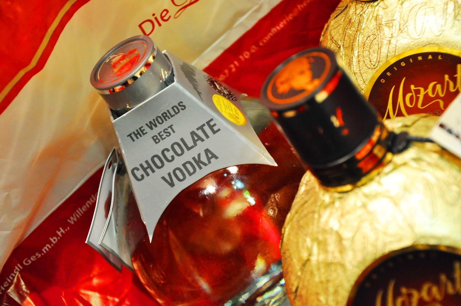 Шоколадная водка Моцарт