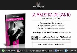 Domingo 4 de diciembre, 19:00 h (Buenos Aires, Arg.)