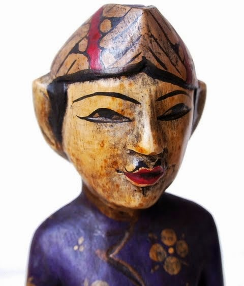 Balinese statues <br>        & other things ...
