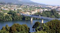 Puente Internacional de Tui, Pontevedra