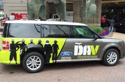 Company Is Donating Seven Vehicles To The DAV Transportation Network