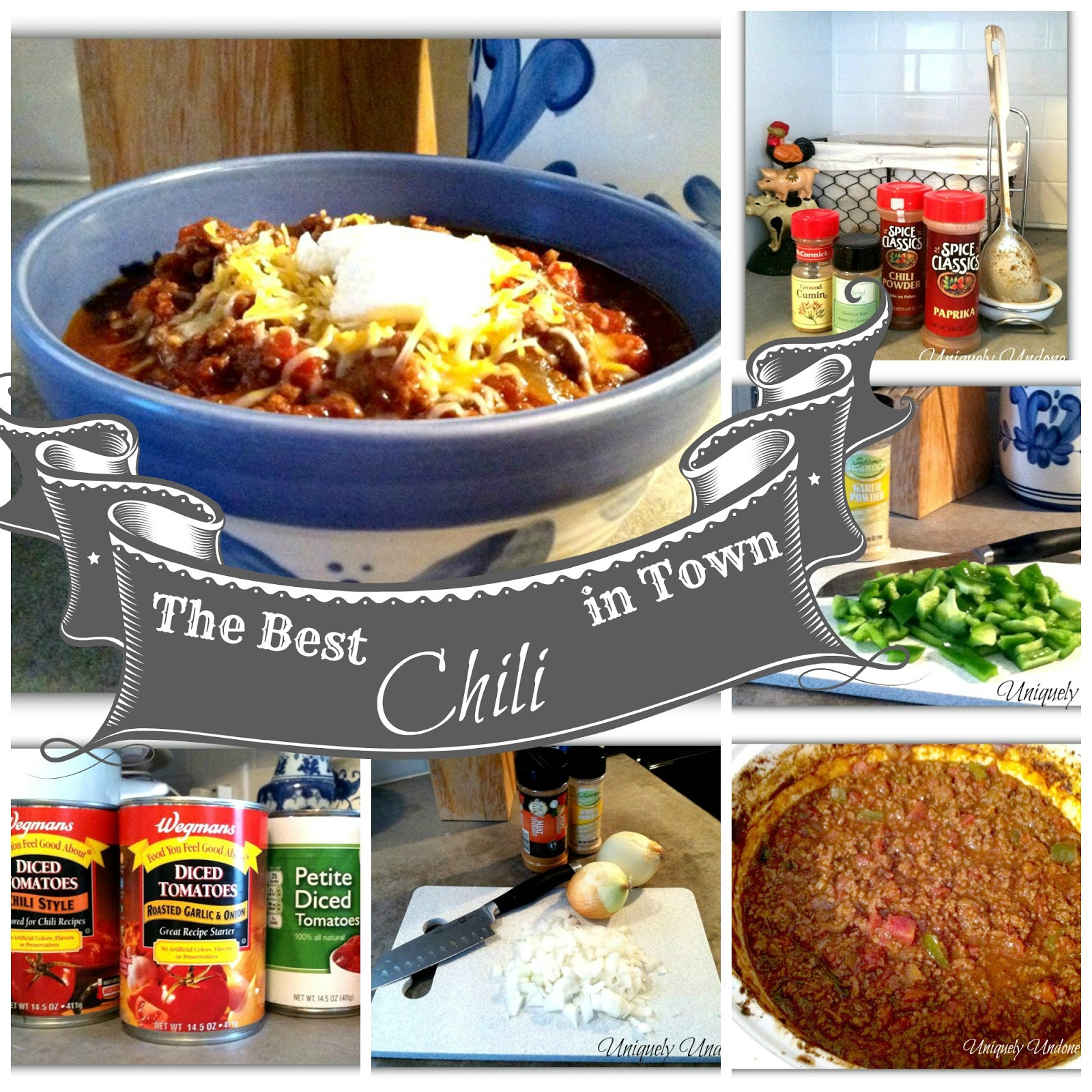 How to Make the BEST Darn Chili in Town...and Low Carb too ...