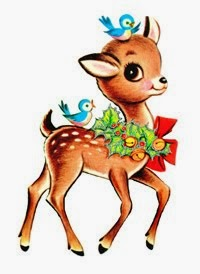 OH Deer Christmas is almost here!