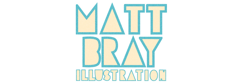 Matt Bray Illustration