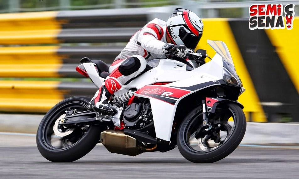 Competitors Motor-Sport-250cc-Latest-of-Hyosung