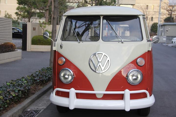 volkswagen splitscreen vw bus