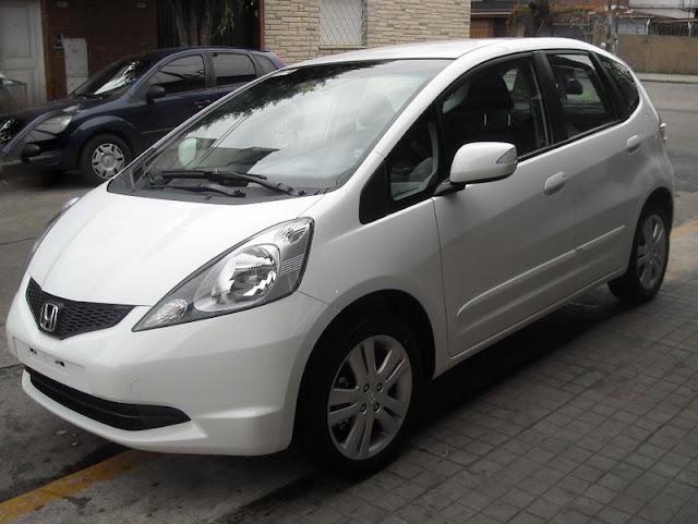 INMETRO 2012: carros mais econômicos do Brasil - Honda Fit