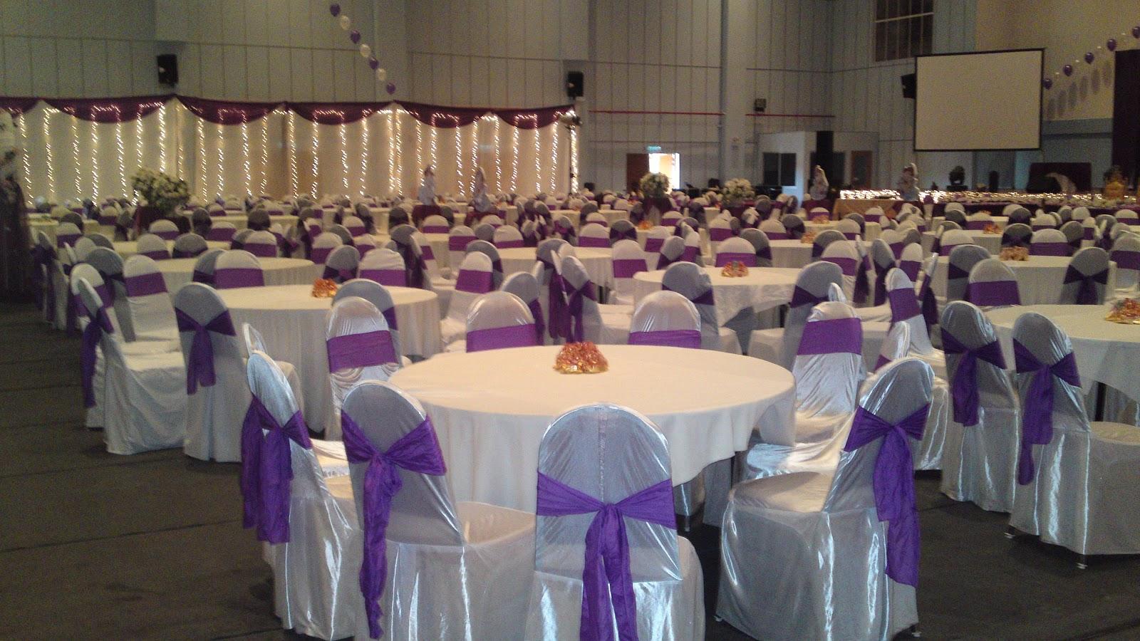 Event Planner Wedding Dinner In Dewan Tun Ali Near Jpj