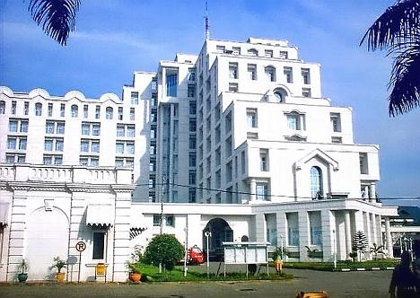 foto kantor gubernur Sumut Sumatera Utara