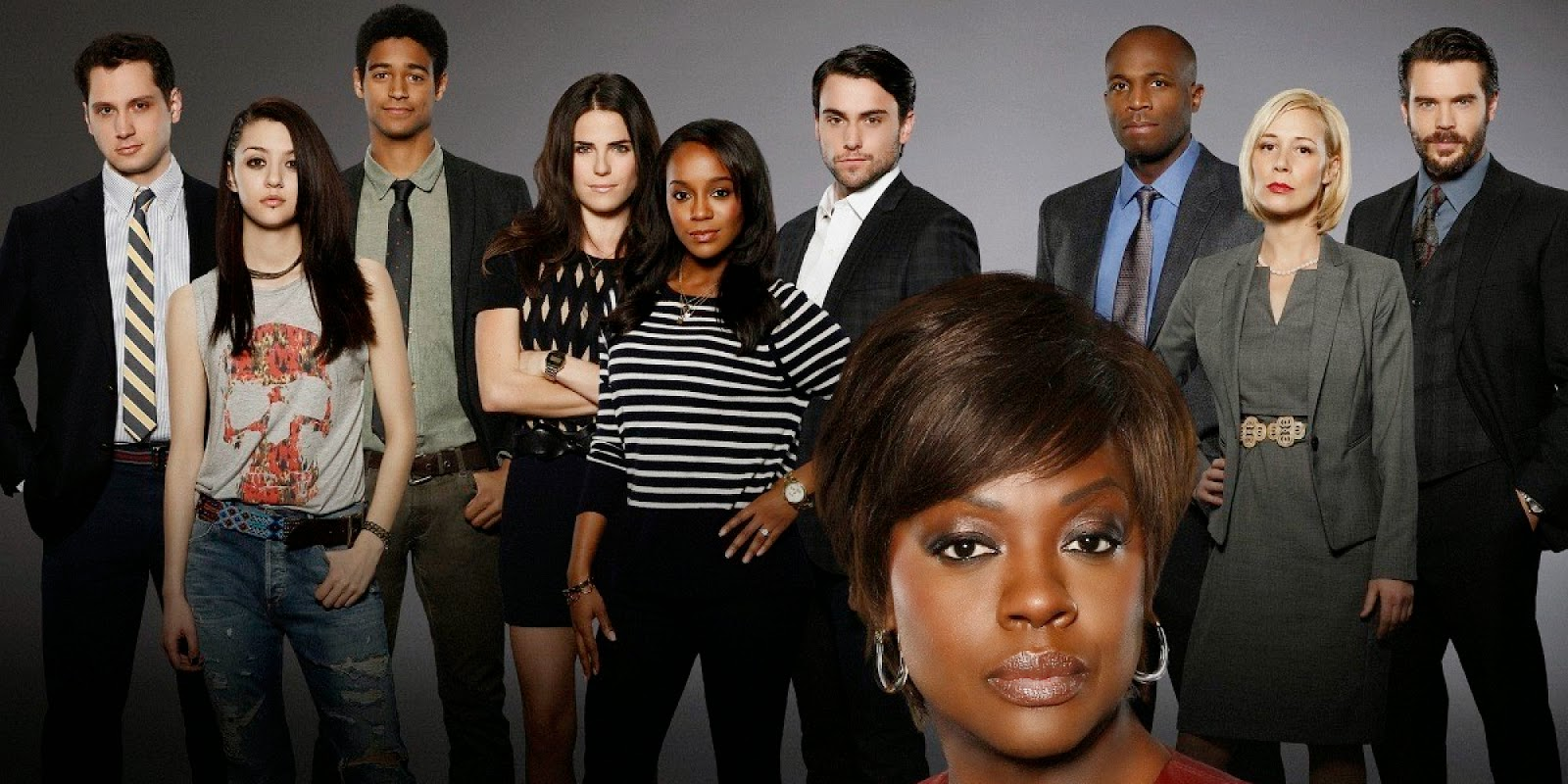 How to Get Away with Murder personagens