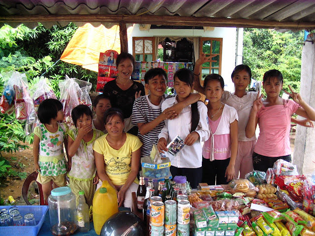 isla de Cat Ba En Vietnam , en familia