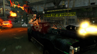 #23 Twisted Metal Wallpaper
