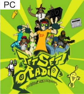 Jet Set Radio HD pc games