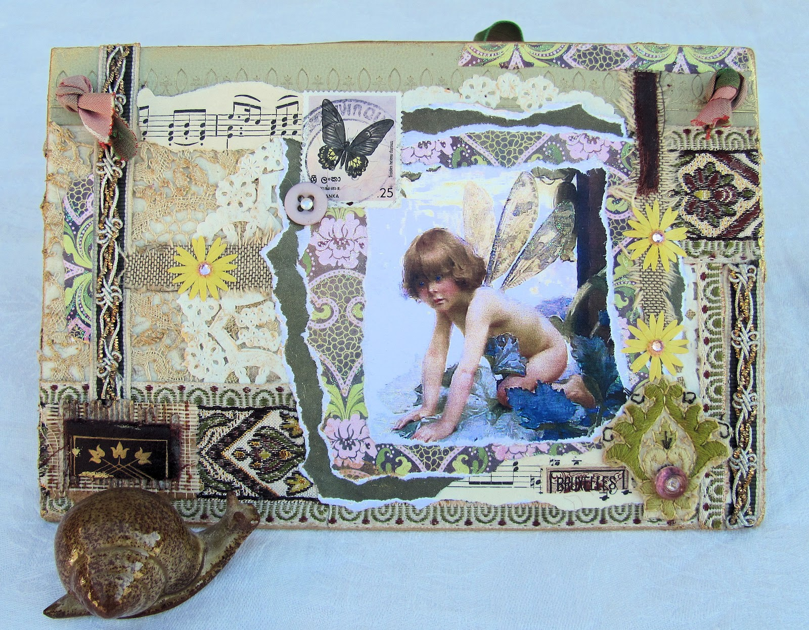 Book Cover Collage Zip ~ Connie s dream july