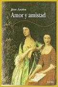 Amor y Amistad volumen 1,2 y 3