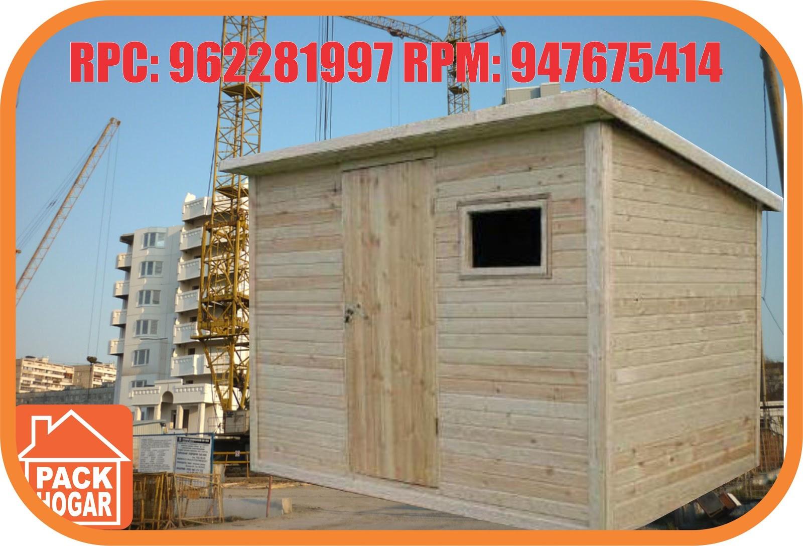 Cuartos habitaciones prefabricadas para la azotea - Habitaciones prefabricadas precios ...