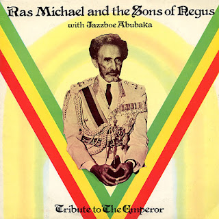 Ras Michael & The Sons Of Negus - Tribute To The Emperor