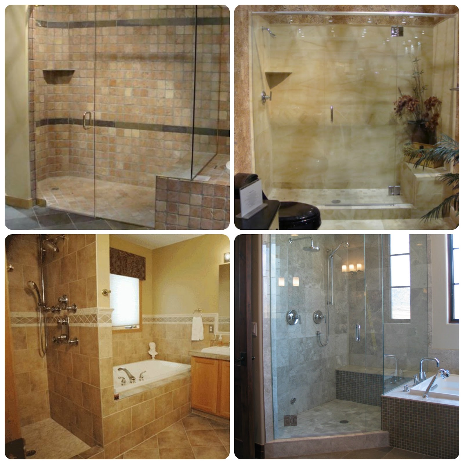 Pavimentos y alicatados ideas para duchas de obra Ideas para duchas de obra