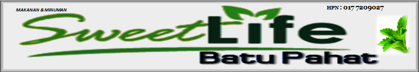 SweetLife BatuPahat Cyber