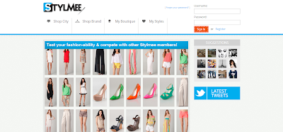 Social Shopping Website Stylmee to Shop the World's Leading Fashion Designer Brands